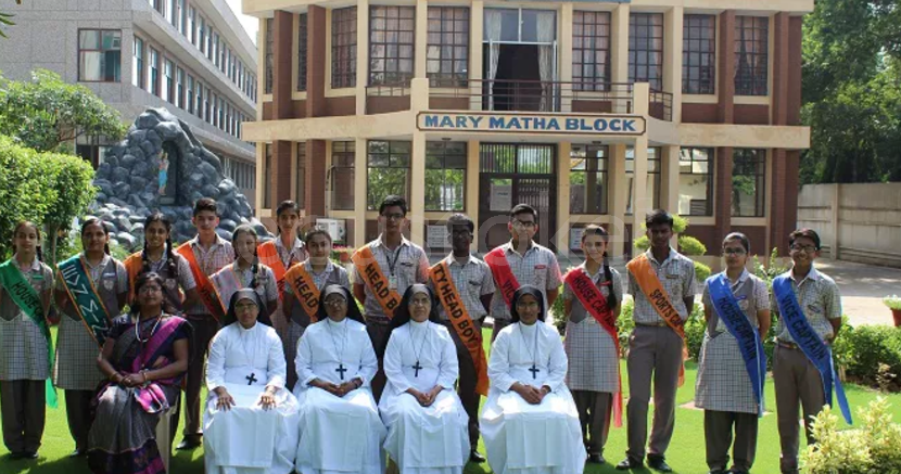 St mary 39 s convent school bathola sector 82 faridabad - St mary s school bexhill swimming pool ...