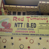 RED TOMATOES A PLAY SCHOOL