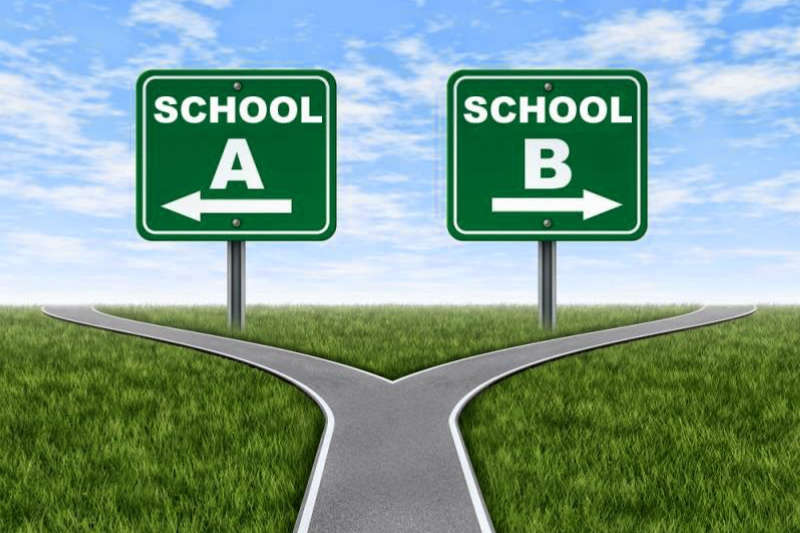 choose school